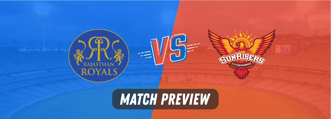 rr vs srh Probable Playing 11