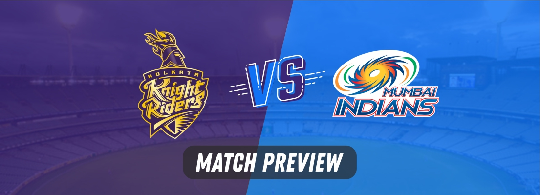 Probable Final Playing 11 KKR vs MI