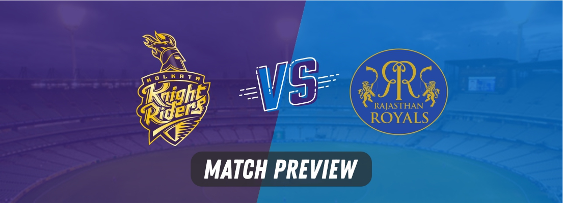 KKR vs RR Probable Final Playing 11