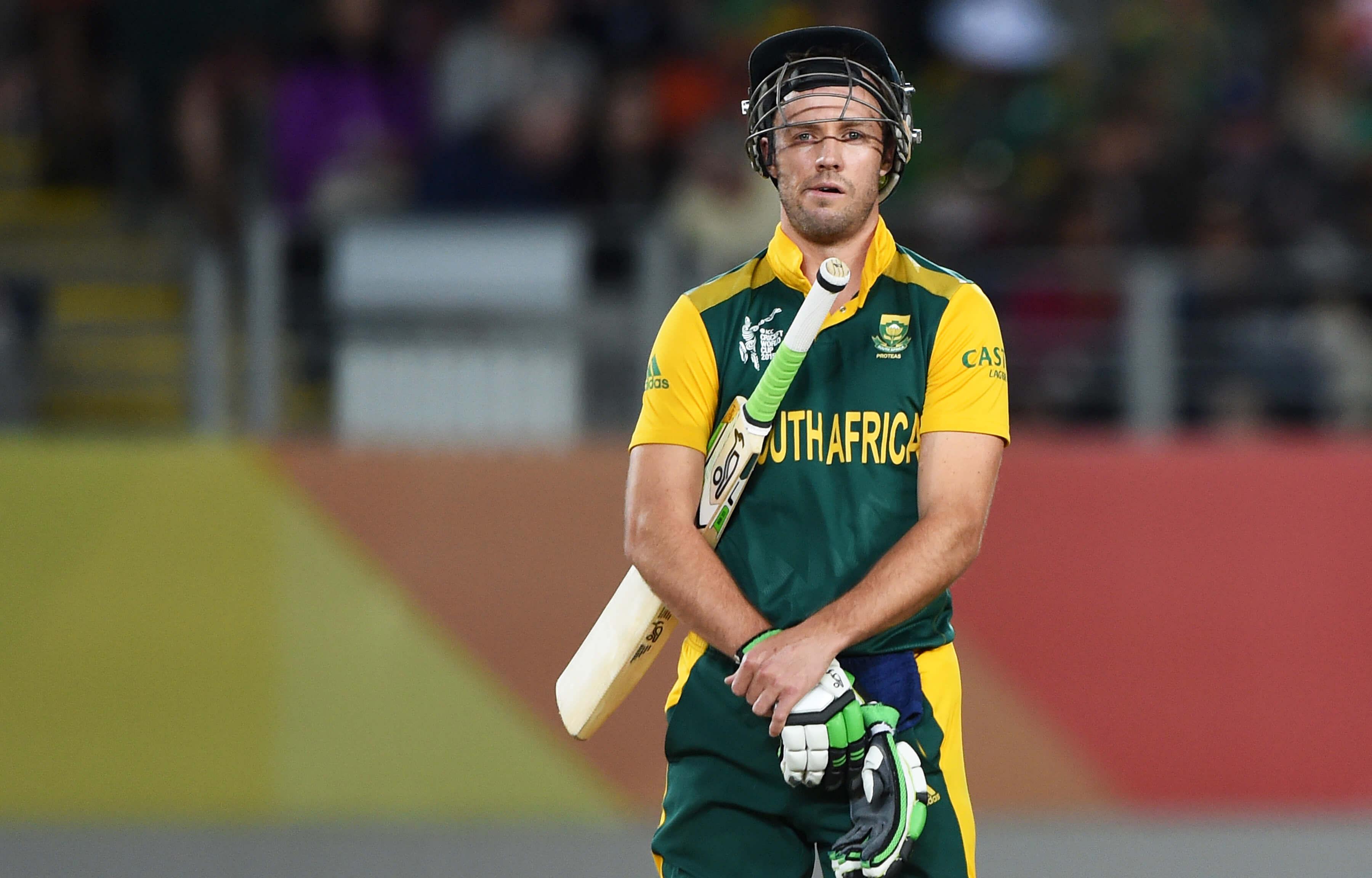 Ab De Villiers retires