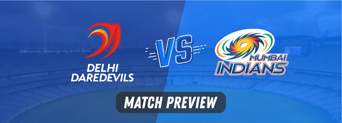 dd vs mi Fantasy Cricket preview