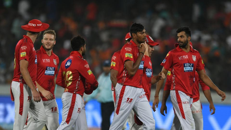 Probable Final Playing 11 for KXIP vs MI
