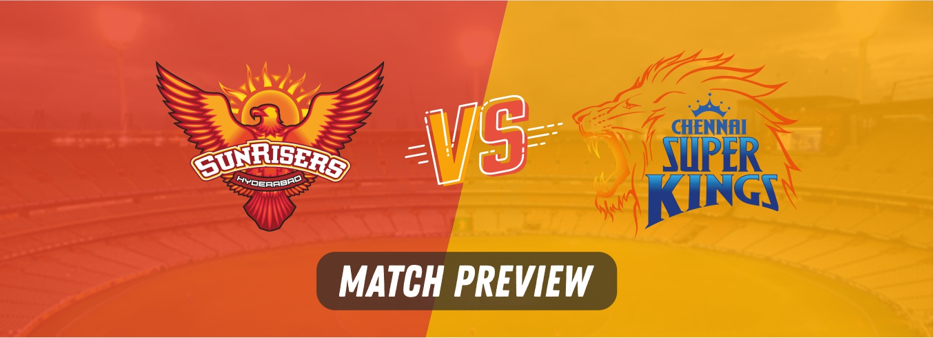 Qualifier 1: SRH vs CSK