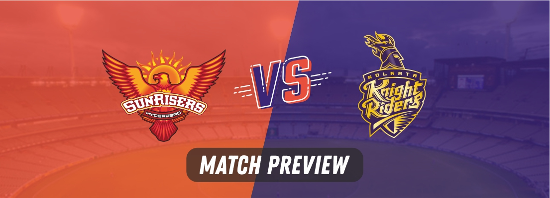 SRH vs KKR Probable Final Playing 11