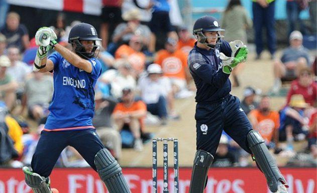 Scotland vs England ODI