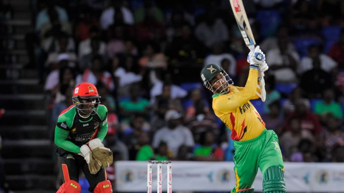 St Kitts and Nevis Patriots vs Guyana Amazon Warriors Ballebaazi Fantasy Cricket Preview