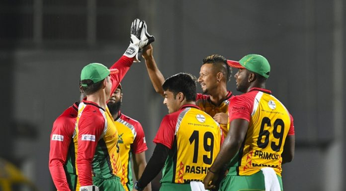 Jamaica Tallawahs vs Guyana Amazon Warriors Ballebaazi Fantasy Cricket Preview