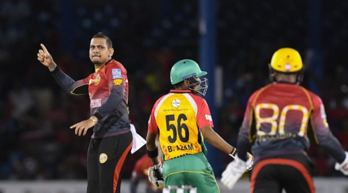 Trinbago Knight Riders vs Guyana Amazon Warriors Ballebaazi Fantasy Cricket Preview