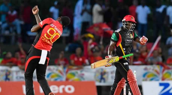 Trinbago Knight Riders vs St Kitts and Nevis Patriots Qualifier 2 Ballebaazi Fantasy Cricket Preview