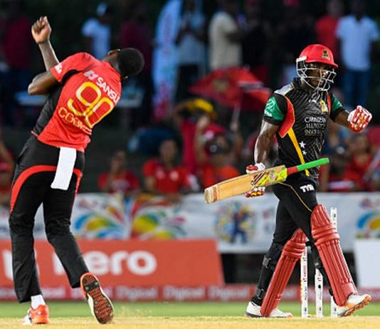 St Kitts and Nevis Patriots vs Trinbago Knight Riders Ballebaazi Fantasy Cricket Preview