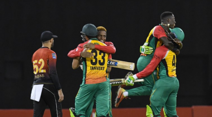 Guyana Amazon Warriors vs Trinbago Knight Riders Finals Ballebaazi Fantasy Cricket Preview