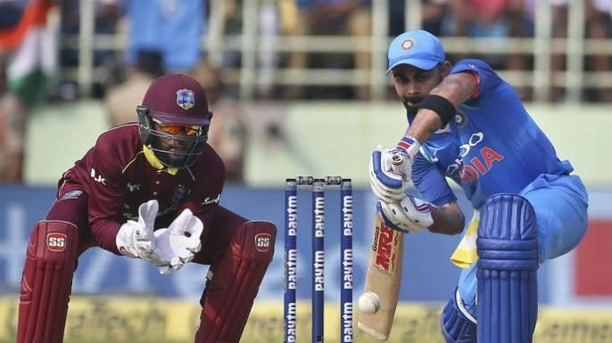 India vs West Indies 4th ODI Ballebaazi Fantasy Cricket Preview