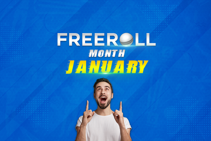 All Things Good This January With BalleBaazi's FreeRolls